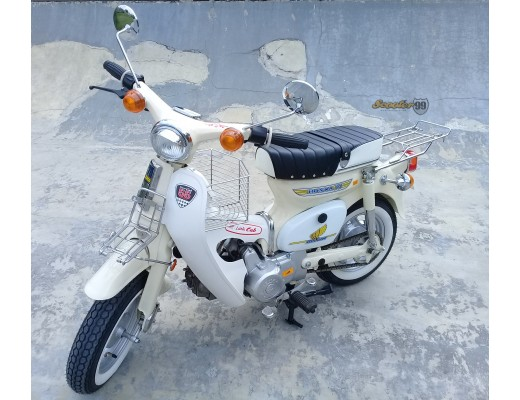 Mini Bike Honda C86 Cream