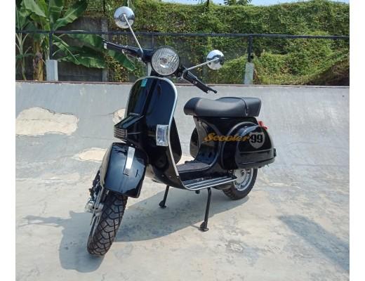 Vespa PX 150cc Black