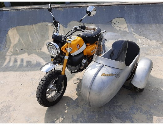 Sidecar Monkey Bike