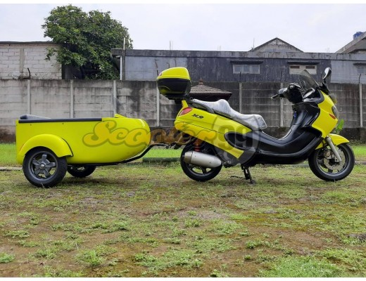 Trailer Kit For Vespa Piaggio X9