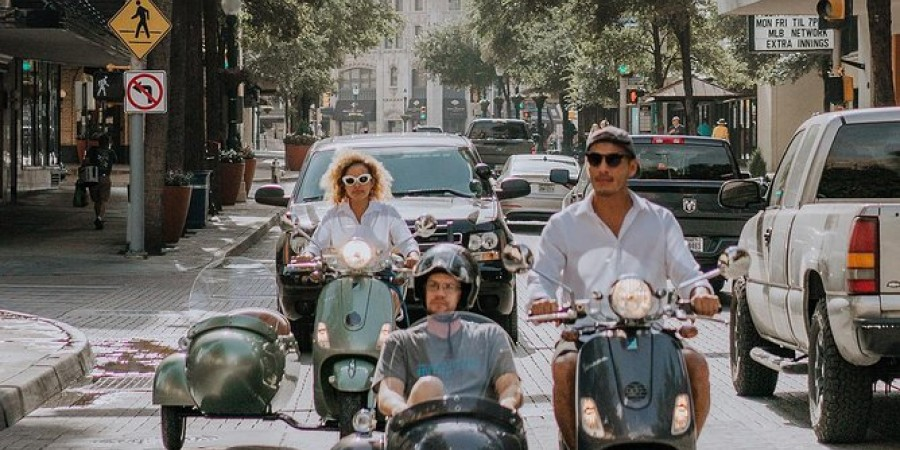 A Simple Guide in Purchasing a Vespa Sidecar