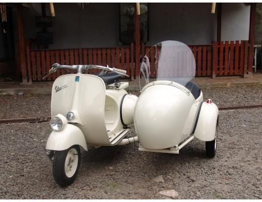 Sidecar Vespa Custom