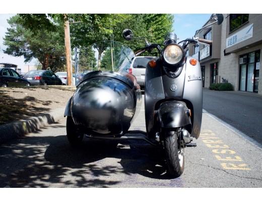 Sidecar Kit For Yamaha Vino