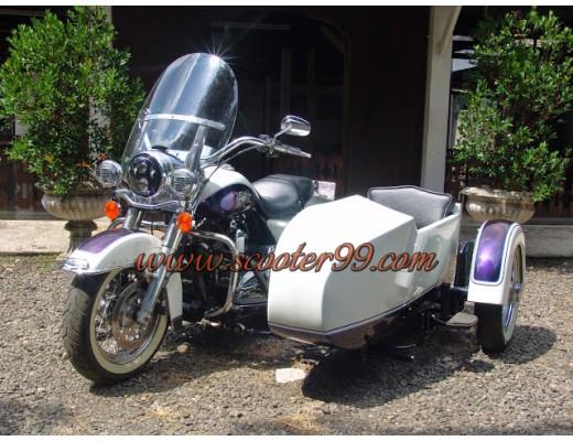 Sidecar Kit for Harley Davidson