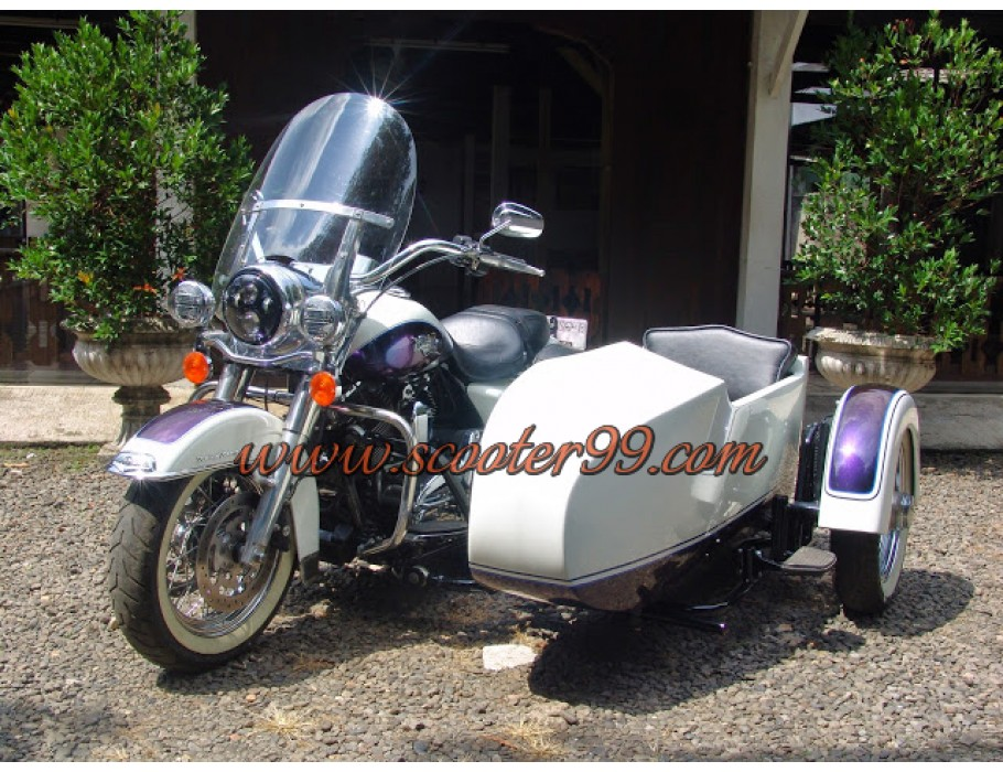 Sidecar Kit for Harley Davidson