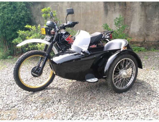 Sidecar Kit For Motorcycle