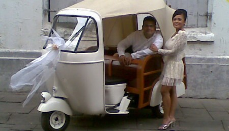 Preparing Your Perfect Scooter Wedding
