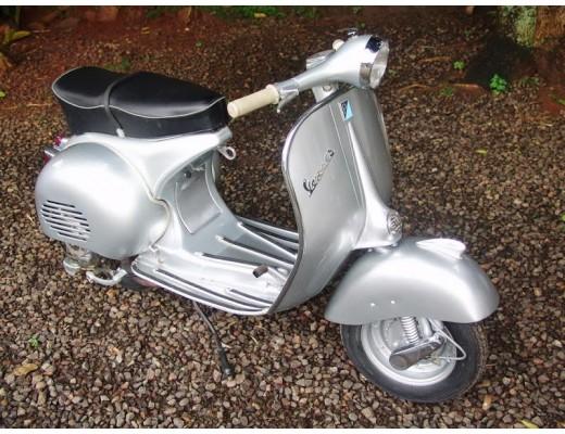 Vespa GS150 Silver