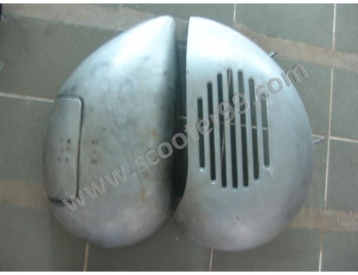 Side Panels glove box side & engine side for Vespa 125/150