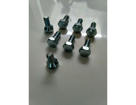 Screw M10x16 mm counter sunk
