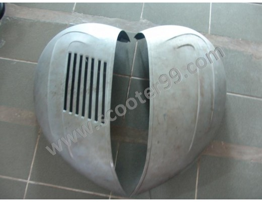 Side Panels glove box side engine side for Vespa GS160