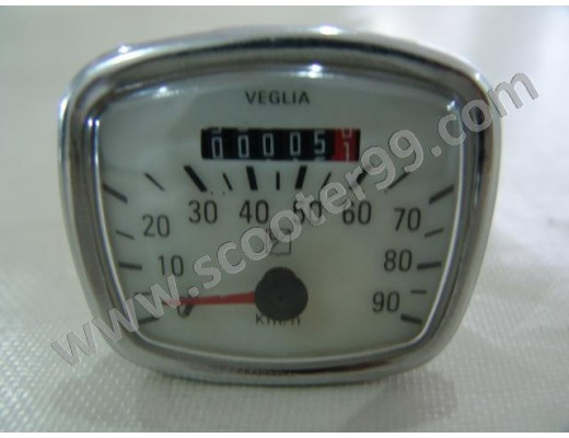 Speedometer PIAGGIO for Vespa 125 VNA/VNB