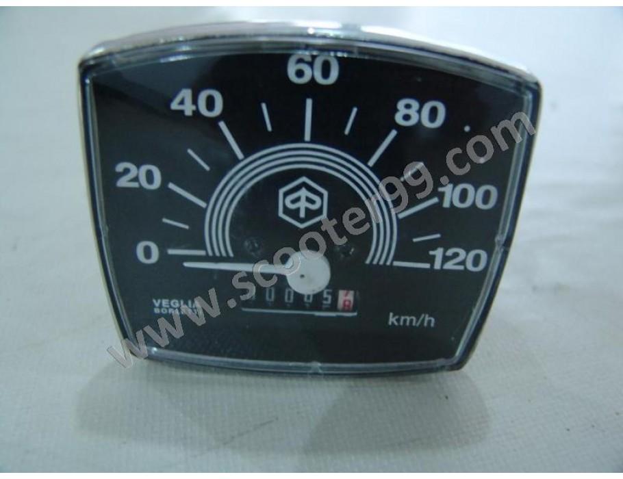 Speedometer Veglia 120