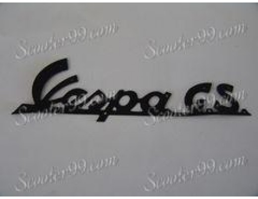 Badge Vespa GS2